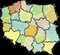 Region w Szczecinku