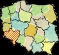 Region we Wrocławiu