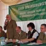 obrady zjazdu sprawnie prowadził Jerzy Miliszewski