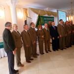 odznaczeni odznakami Zasłużony dla Lesników Polskich