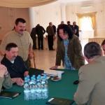 delegacja z Białegostoku w przerwie zjazdu
