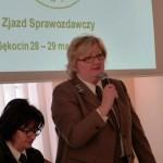 dyrektora generalnego LP reprezentowała Zofia Chrempińska