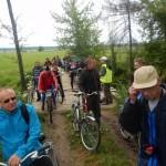 Na długą trasę rowerową wyruszyła  drużyna radomska.