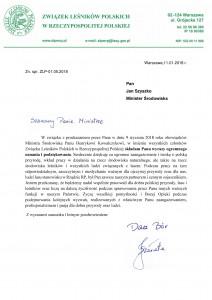 pismo_do_J._szyszko_-_podziekowania-1