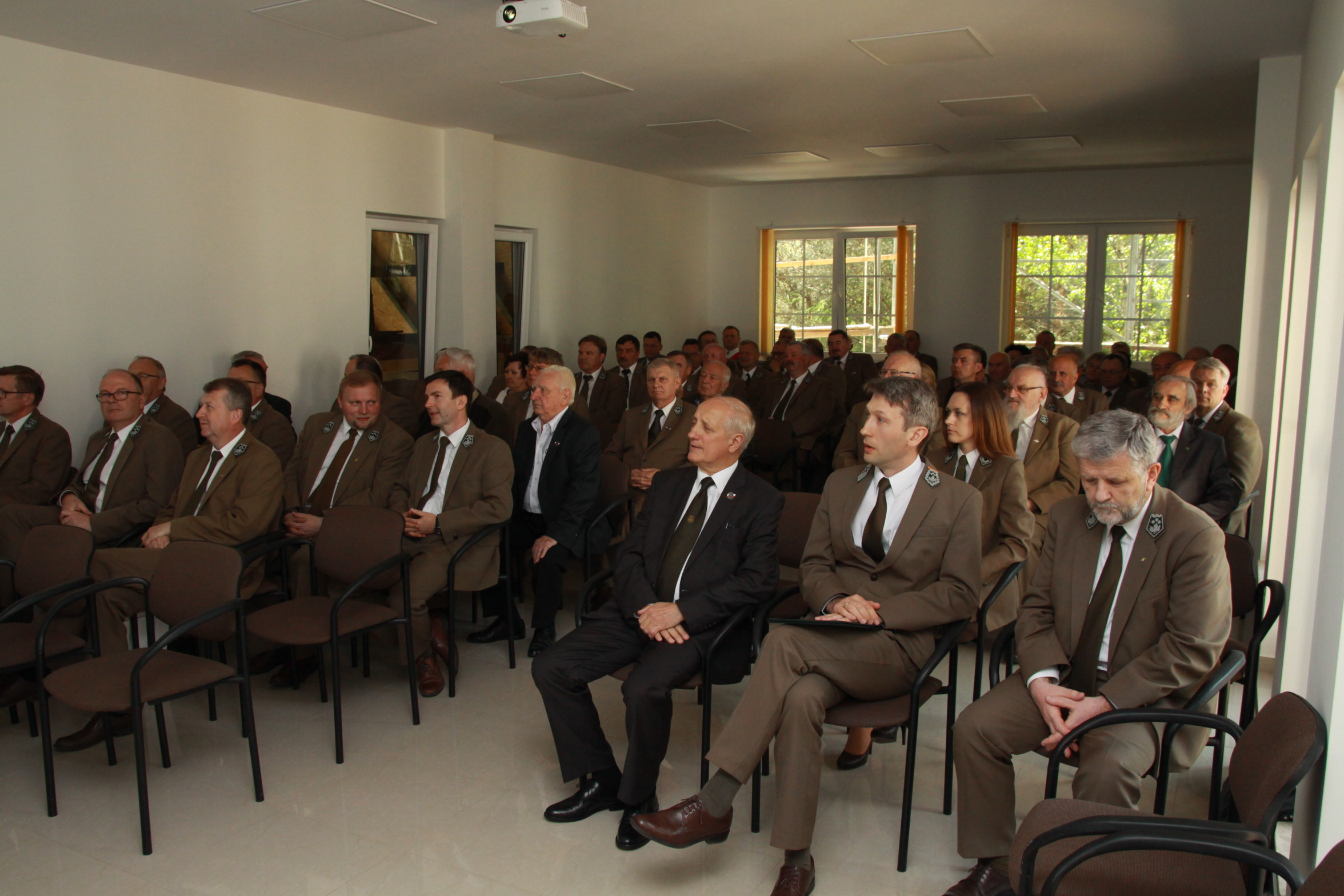 1 Uczestnicy spotkania