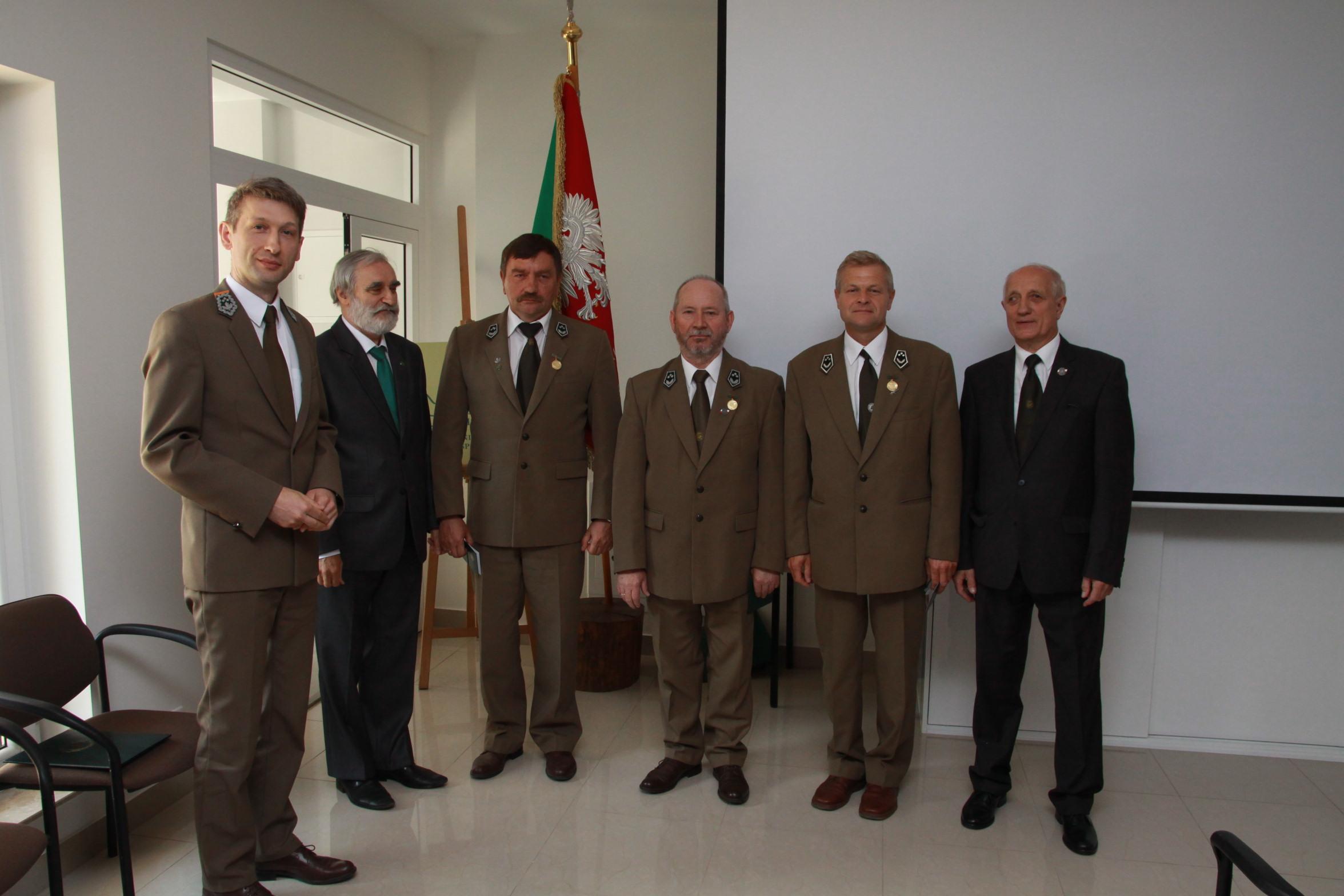 7 Złote Odznaki - G.Baniak, L.Kilanowski, J.Świgoń