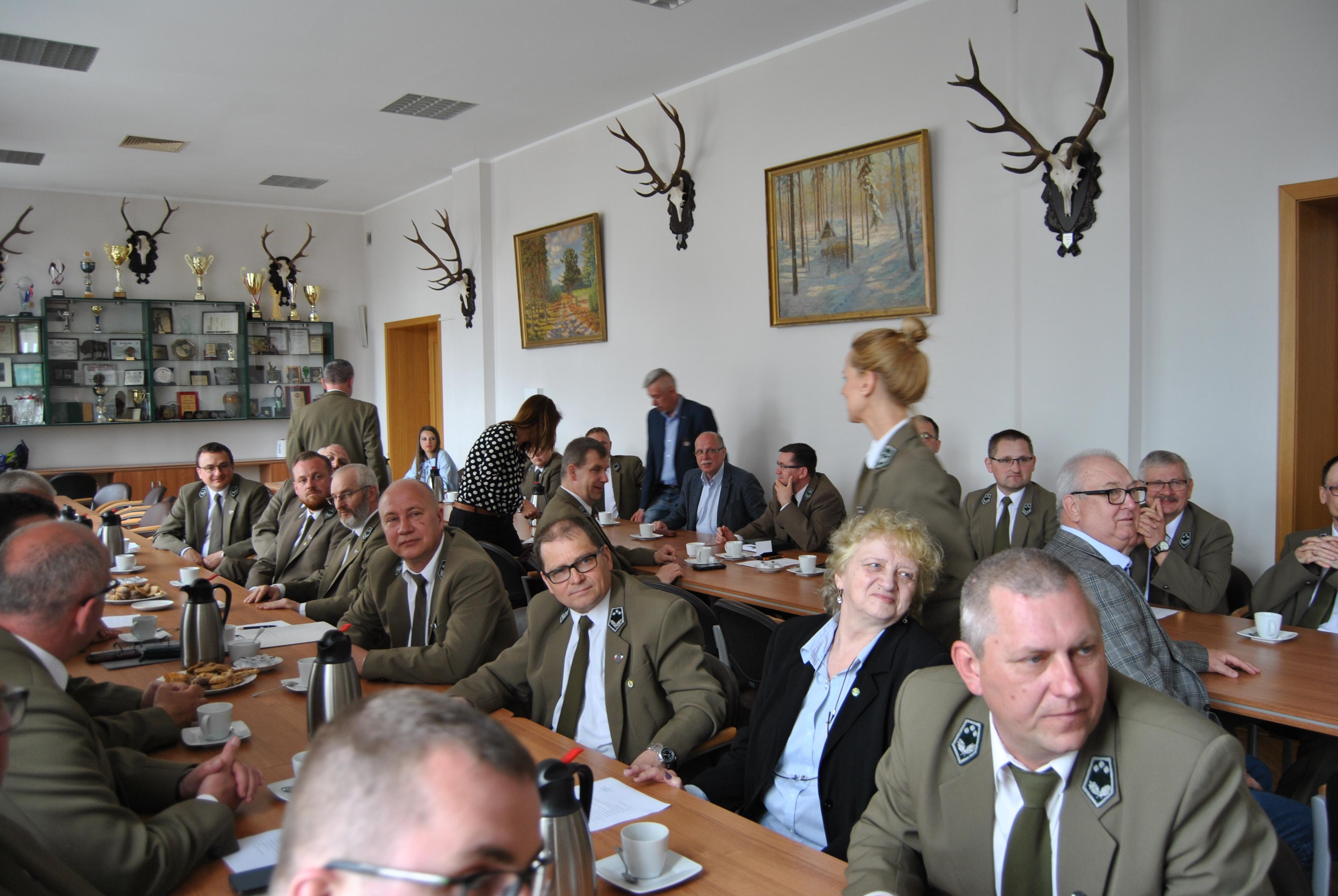 Foto nr. 5 Delegaci na Zjazd